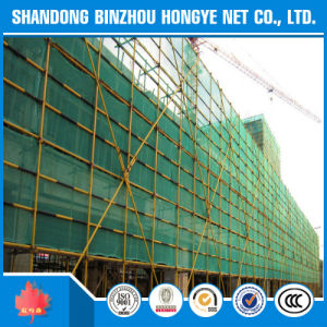 High Quality 1.8X6m Green Construction Safety Net (manufacturer) pictures & photos