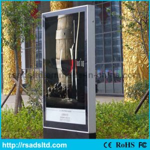 Wholesale Outdoor Scrolling LED Advertising Light Box pictures & photos