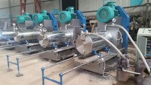 Horizontal Sand Mill for Paint (Pin Type) pictures & photos