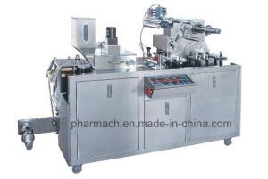 Dpp80 Min Type Flat Al/Pl Blister Packing Machine for Capsule, Tablet pictures & photos
