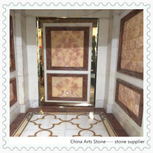 Nature Stone Onxy Tile for Bathroom Wall and Floor pictures & photos
