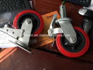 Scaffold Caster Wheel pictures & photos