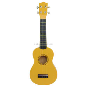 "21"" 4-Strings Ukulele - 7 (CSBL-S514YE) pictures & photos"