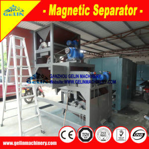 High Intensity Chrome Ore Dry Magnetic Separator Concentrator pictures & photos
