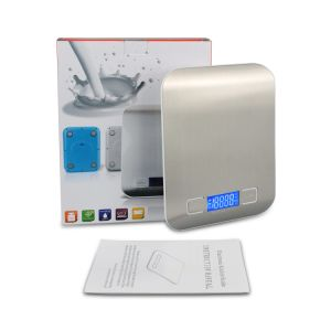 5kg Precision Household Electronic Digital Food Diet Weighing Kitchen Scale pictures & photos