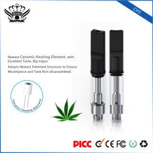 Disposable Hemp Oil Vaporizer Bud CH3 0.5ml Ceramic Heating Cbd Oil Vape Pen EGO pictures & photos
