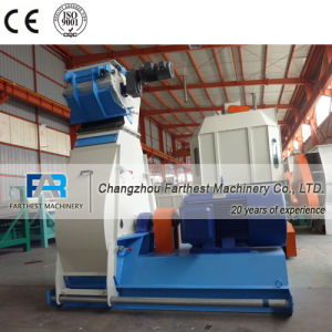 Steel Blade Hammering Cassava Flour Milling Machine pictures & photos