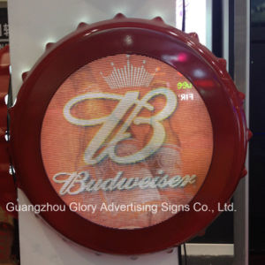 Customized Blister Plastic Store Signboard LED Light Box pictures & photos