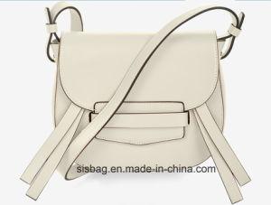Fashion PU Stitching Cross Body Bag Women Bag pictures & photos