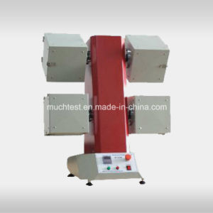 Textile Ici Pilling and Snagging Universal Testing Machine