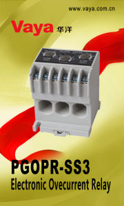 PGOPR-SS3 Electronic Overload Relay