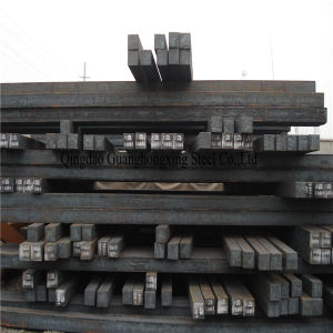 Q195, Q215, 3sp, 4sp Hot Rolled Steel Billets pictures & photos