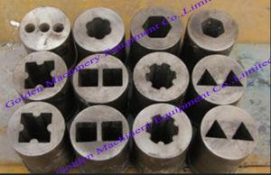 Coal Charcoal Powder China Dust Briquette Stick Extruding Press Machine pictures & photos