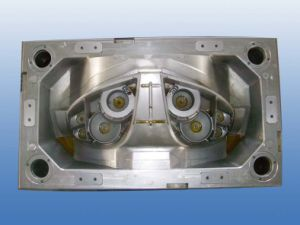 Used Mould Old Mould Auto High Precision-Auto Plastic Mould