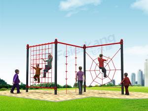 Outdoor Fitness Playground Park Gym Amusement Children Equipment pictures & photos