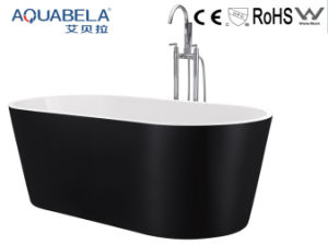Luxury Acrylic Freestanding Hot Bathtub (JL609) pictures & photos