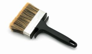 Pet Tapered Filaments, Yellow/Black Mixed Brush pictures & photos