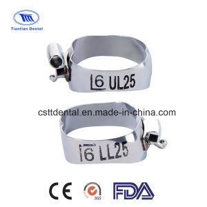 Orthodontic MBT Molar Bands of Suit Box Type