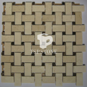 Travertine Mosaic (TM030) pictures & photos