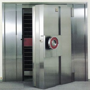 Economic Type Bank Vault Safety Safe Door on Sale Wholesaler/Vault Door/Explosive Safe/Safe pictures & photos