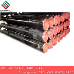 114mm 4m Flat Drill Pipe for DTH---G105
