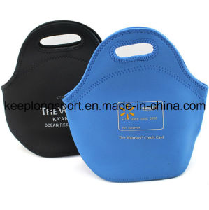 Customized Insulated Neoprene Lunch Cooler Bag