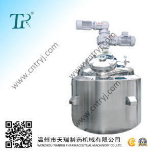 600L Pharmaceutical Stainless Steel Mixing Tank