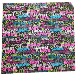 OEM Produce Colorful Customized Design Printing Cotton Big Handkerchief Kerchief pictures & photos