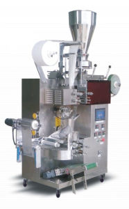Automatic Tea-Bag Inner and Outer Bag Packing Machine pictures & photos