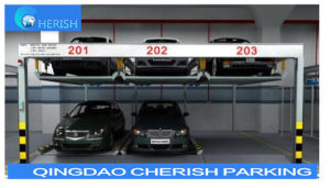 Two Level Lift/Sliding Parking System with CE pictures & photos