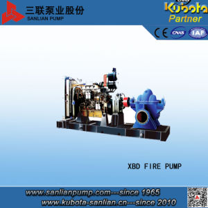 Sanlian Brand Xbc Series Water Pump Group pictures & photos