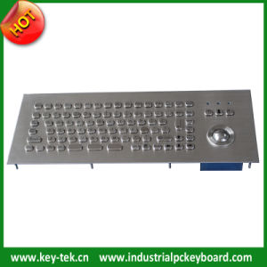 High Qulaity Kiosk Keyboard with Custom Keyboard Layout (K-TEK-A320-TB-FN)