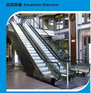 Automatic Indoor Passenger Escalator with Vvvf Auto Start & Stop pictures & photos