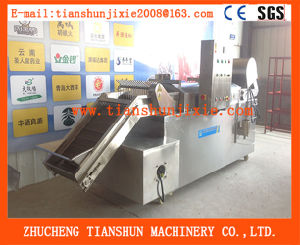 Potato Chips and Chicken Frying Machine Automatic Continuous Fryer Tszd-60 pictures & photos
