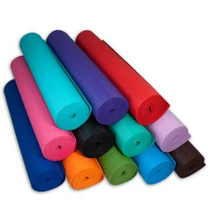 Certificates Approved Eco Friendly Bodyfit Yoga Mat for Sale pictures & photos