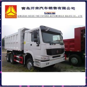 Sinotruck HOWO-7 6X4 25 Ton Dump Truck pictures & photos