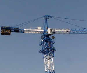 Hot Selling Construction Tower Crane Qtz80 (6010) pictures & photos