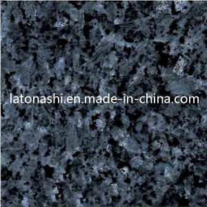 Natural Blue Pearl Stone Granite Flooring Tile for Kitchen Floor pictures & photos