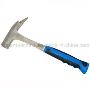 TPR Covered One Piece Steel Roofing Hammer (544736) pictures & photos