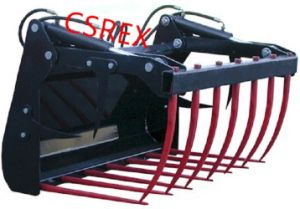 Wheel Loader Pitchfork for Small Loaders pictures & photos