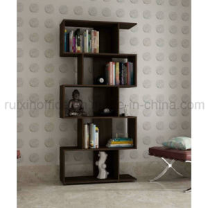 Modern Style 5 Layer Z- Shelf Bookcase, Multiple Colors (Z160707-2F) pictures & photos