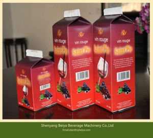 Red Wine Carton Sealing Filling Machine (BW-1000-2) pictures & photos