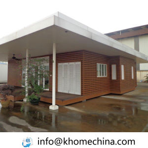 Mobile Container Home with Solar Water Heater pictures & photos