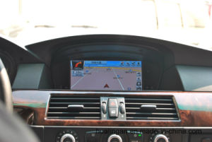 Wince 6.0 Car DVD Player for BMW 5 Series E60 pictures & photos