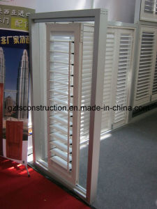 High Quality Aluminium Sliding Shutter/Louver/Blind pictures & photos