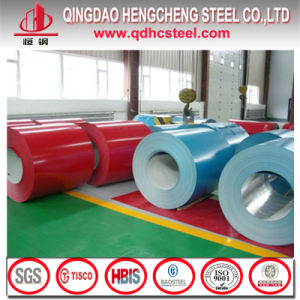 SGCC Dx51d Galvanized Steel PPGI Color Coil pictures & photos