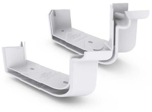 Zinc Cast Gutter Quad Accessory Angle 90-Two pictures & photos