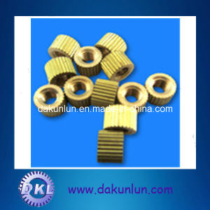 High Quality CNC High Precision Copper Nut