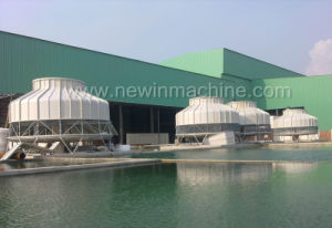 Fiberglass Round Water Cooling Tower pictures & photos