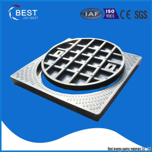 High Quality SMC Composite Manhole Cover BS En124 China Supplier pictures & photos